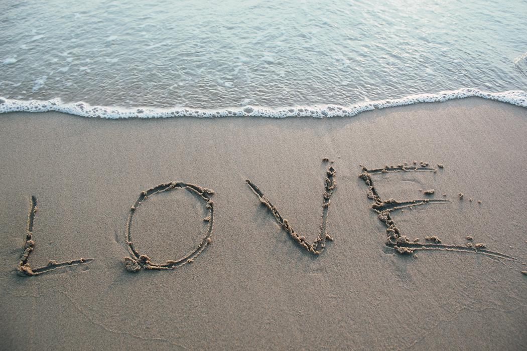 co to jest miłość love morze