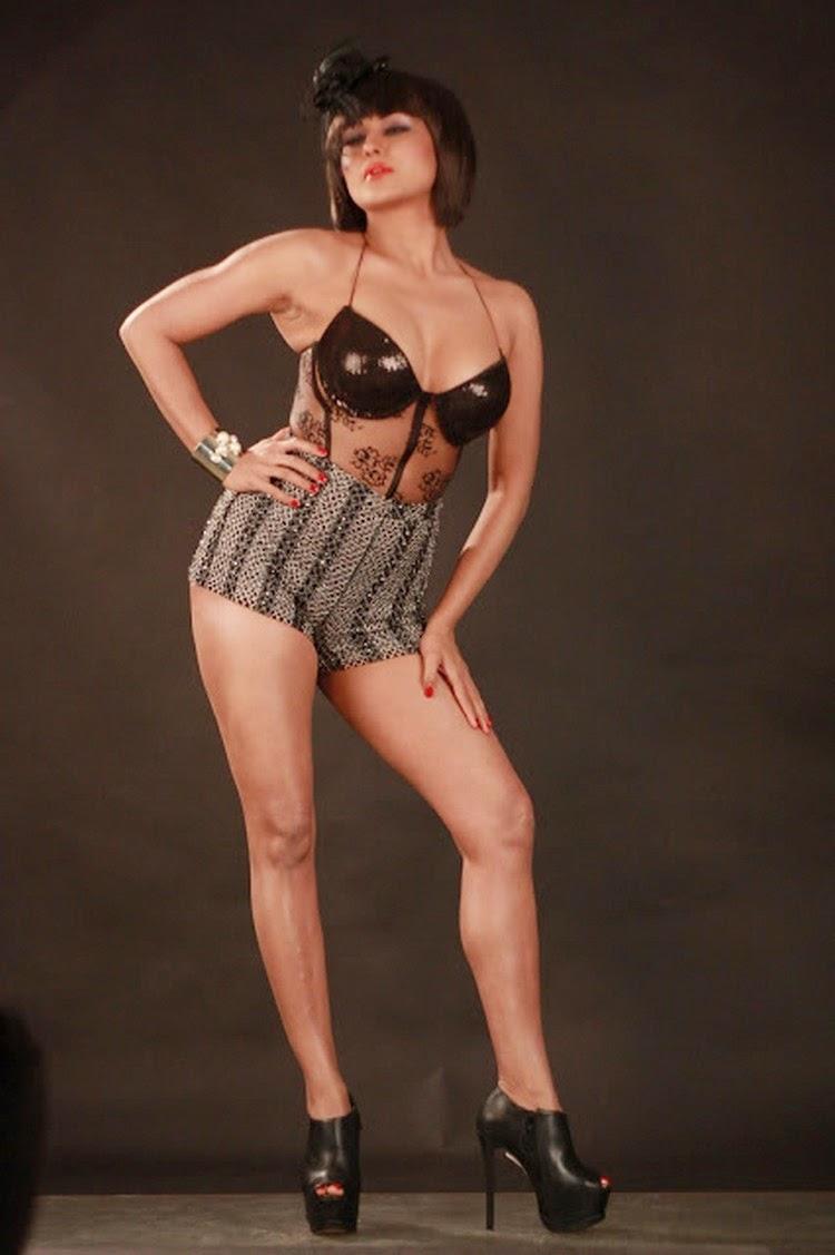 Pakistani Actress Veena Malik Latest Bikini Photo Shoot Photos-4836