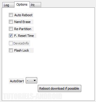 Case Auto-Reboot Odin