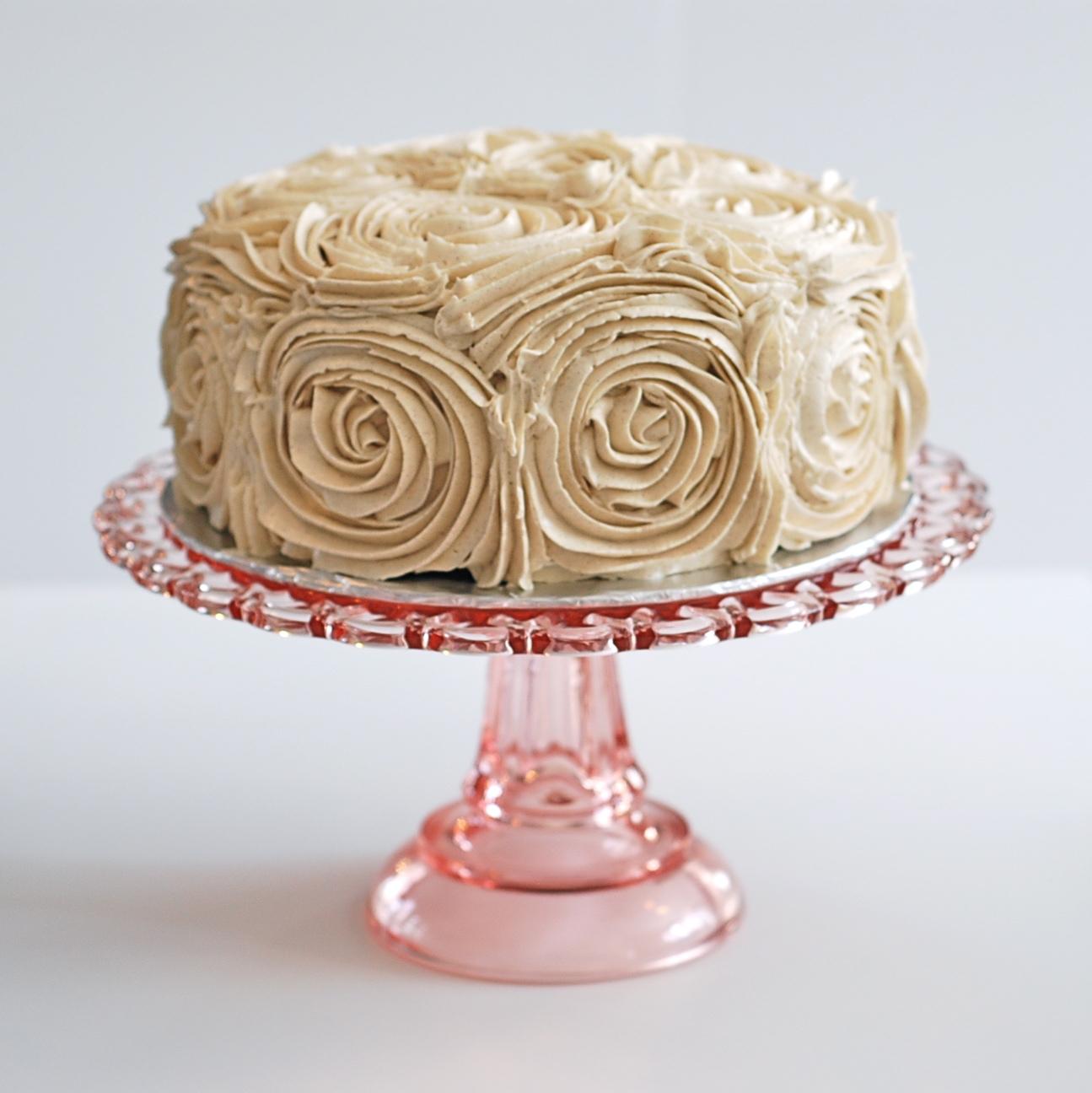 Red Velvet Cake With Swiss Meringue Buttercream
