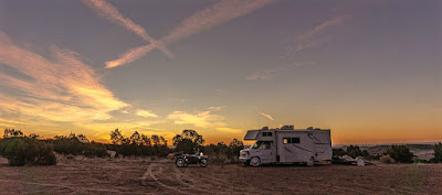 Penrose Boondocking, Sunday:  Temple Canyon Park and a ride to Silver Cliff, CO
