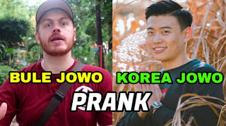 2 Youtuber Luar Negeri Yang Fasih Berbahasa Jawa Medhok
