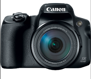 Canon PowerShot SX70 Digital Camera