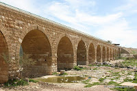 Beer Sheva: The railroad bridge was built by the Turks in 1915