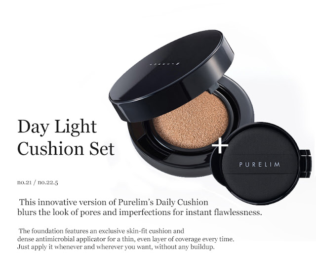 Purelim Day Light Cushion Set