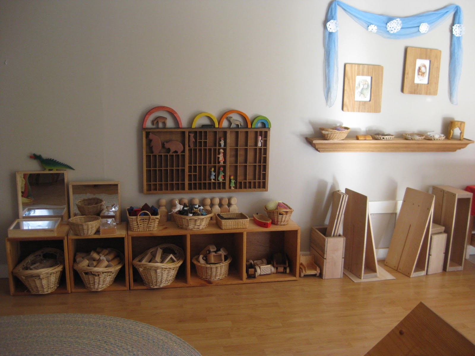 Home Daycare Design Ideas: The Wonder Years: An In-Home Childcare Room