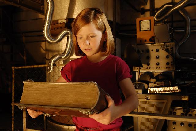 Fotograma: Kika Superbruja: El libro de los hechizos (2009)