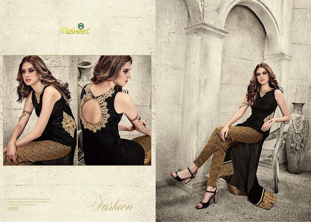 Buy Online Heavy Designer Pant Style Anarkali Suit at Wholesale Price
