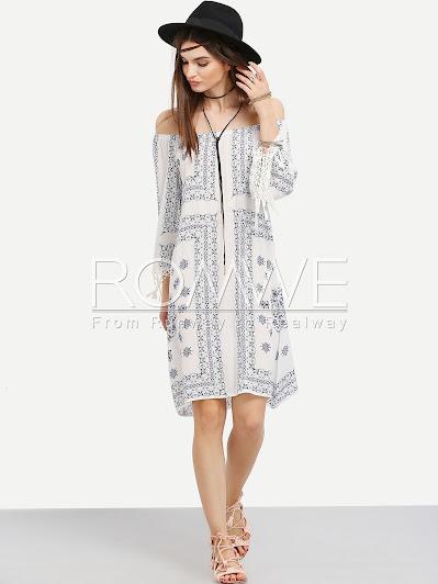 es.romwe.com/V-Neck-Tribal-Print-Shift-Dress-p-117026-cat-722.html?utm_source=simply2wear.com&utm_medium=blogger&url_from=simply2wear