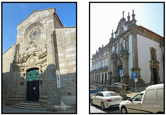 Iglesia de Santo Domingo, Guimaraes