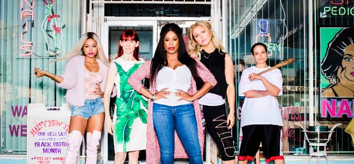 Claws - Nail Salon Dramedy Starring Niecy Nash Ordered to Series by TNT
