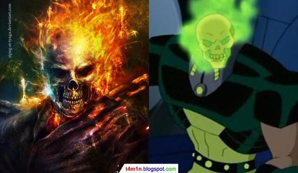 Tokoh Superhero MARVEL Yang Mirip Dengan Superhero DC ...