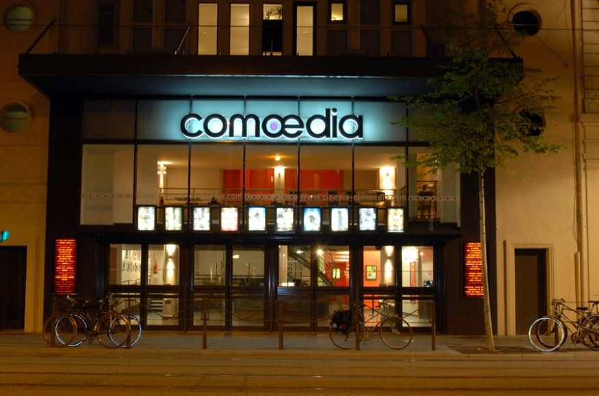 Cinéma Comœdia Lyon