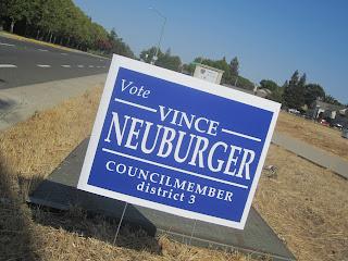 Neuburger Loans His Elk Grove City Council Campaign $93,000