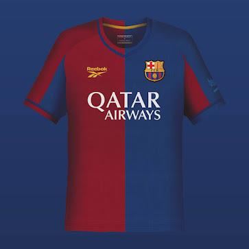 estas escándalo apertura  Cómo sería la camiseta Under Armour del FC Barcelona? – La Jugada Financiera