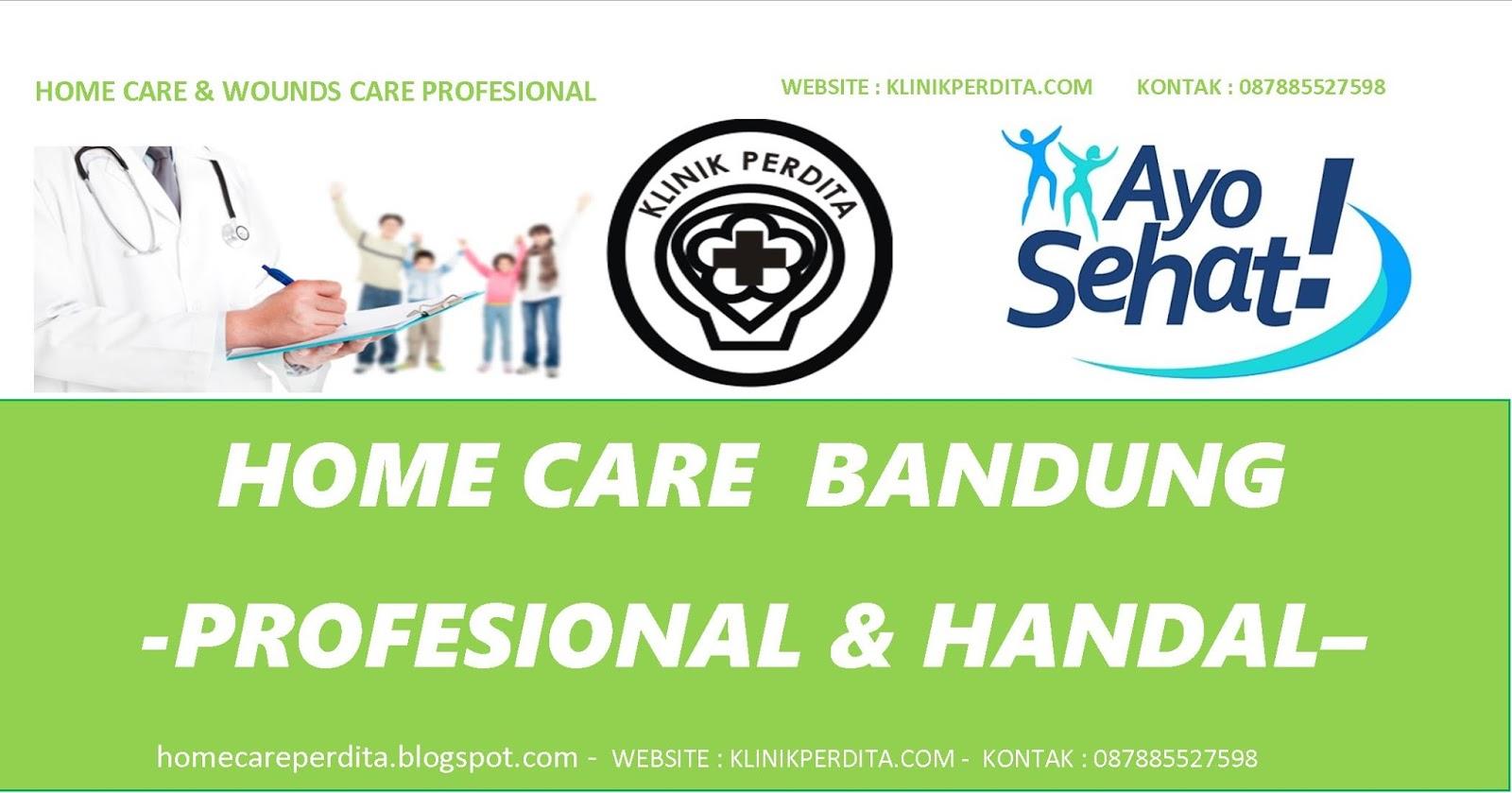 Home Care Di Bandung Klinik Perdita