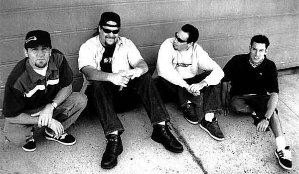 Pennywise live @ Vans Warped Tour San Francisco 7-7-96