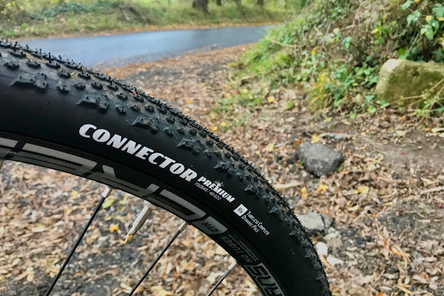 Review - Goodyear Connector 40c Gravel Tyres