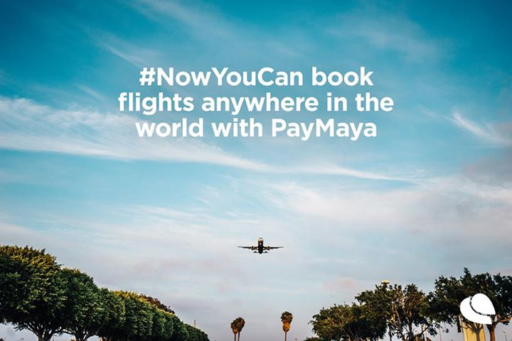 Book your Flights and Hotel Accommodations using PayMaya