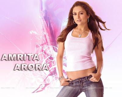 Latest Amrita Arora HQ wallpaper,