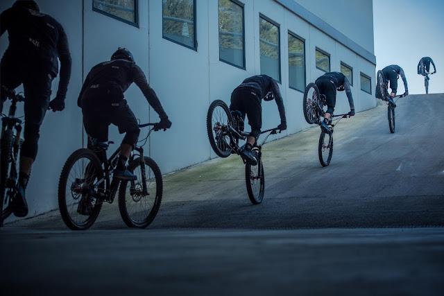 Como ser un buen mountain biker por David Cachon