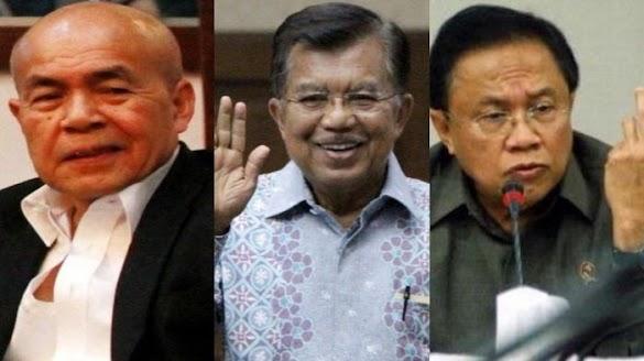 Jusuf Kalla: Jangan Pilih Lagi Pemimpin Ingkar, Rustam Ibrahim & Dipo Alam Debat soal Real President