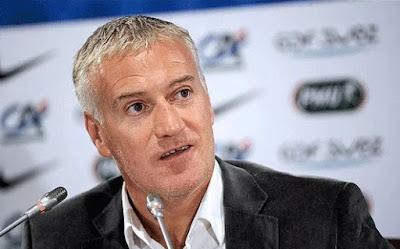 Pelatih Timnas Prancis, Didier Claude Deschamps