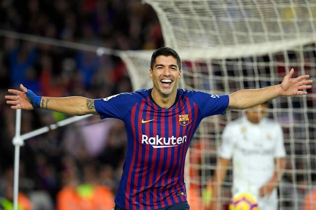 """مهاجم جديد على رادار برشلونة لخلافة """"سواريز"""""""