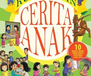 Buku Elektronik Antologi Cerpen Lomba Menulis Cerita Anak dan Remaja