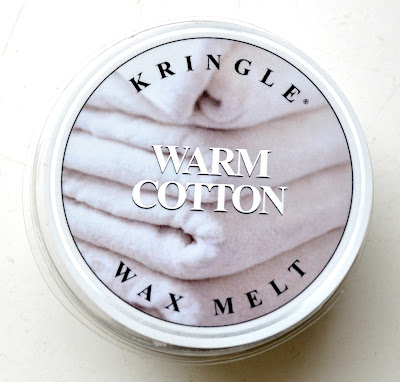 Kringle Candle Wax Melt Warm Cotton