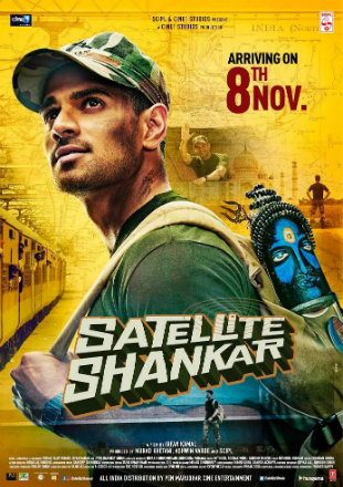 Satellite Shankar 2019 Full Hindi Movie Download HDRip 720p