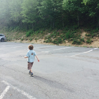 Five places you can show some understanding that makes a difference - our autistic son in a shop car park