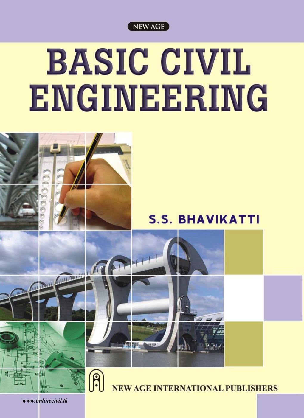 Popular Civil Engineering Books