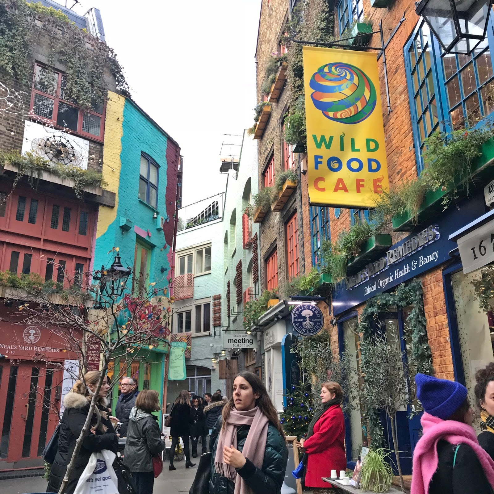 neal's yard street 2017 london