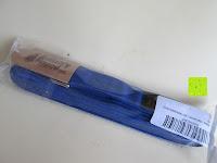 Verpackung: Hundeleine - robust und reißfest - Grün, Rot, Blau - 130 cm - gepolsterter Griff und stabiler Karabiner