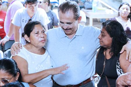 Un funcionario es un ciudadano: Martín de la Cruz Gómez