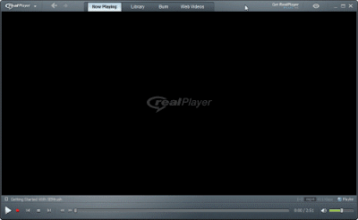 download program pemutar video real player terbaru
