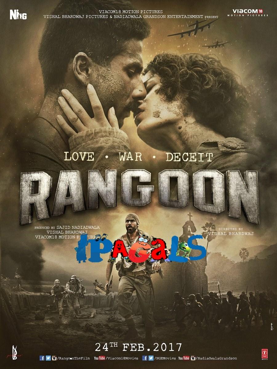Rangoon (2017) Full Movie In 300MB