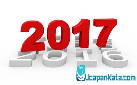 Gambar Kata Kata Ucapan Selamat Tahun Baru 2017 Paling Terbaru
