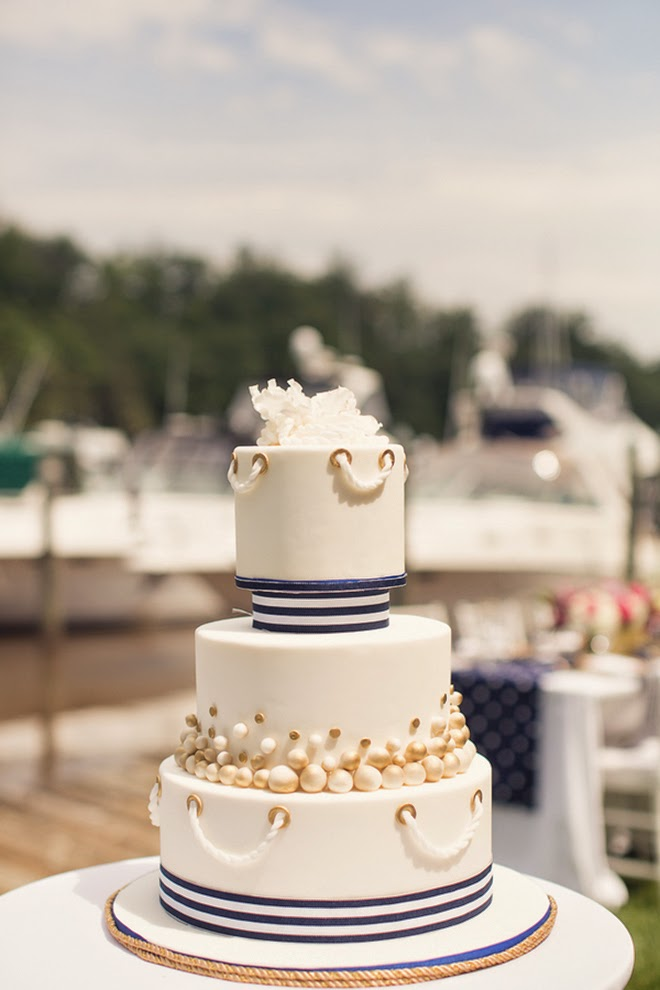 Nautical Chic Wedding Inspiration Belle The Magazine