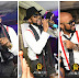 Banky W parties hard at Club Joker last night