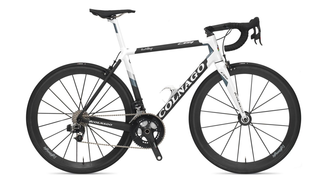Colnago C64, la nueva bicicleta de alta gama del fabricante italiano ...