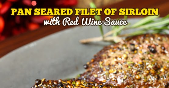 how to cook sirloin filet in pan