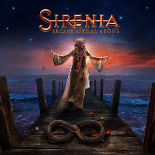 "Το video των Sirenia για το ""Love Like Cyanide"" από το album ""Arcane Astral Aeons"""