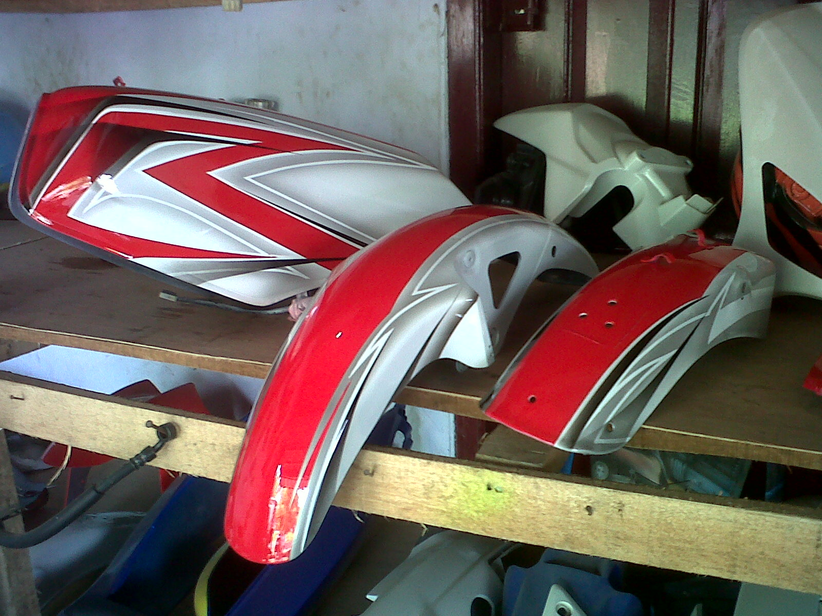 Rx King Modif Custom RX King x