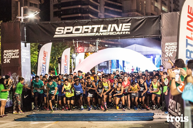 Sportline America Night Runners