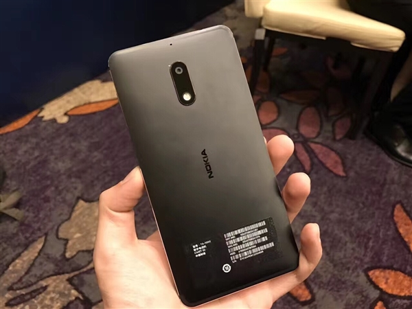 Nokia 6 first hands-on Images
