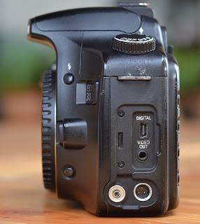 Jual DSLR Bekas Canon EOS 30D