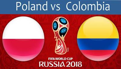 مباراة بولندا و كولومبيا بث مباشر اليوم الأحد 24-6-2018 المجموعة H بطولة كأس العالم
