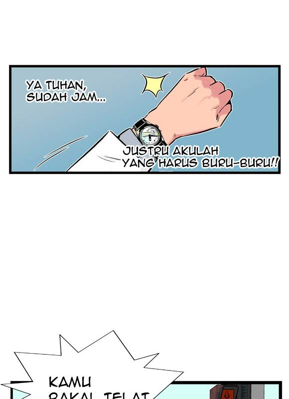 Webtoon Noblesse Bahasa Indonesia Chapter 02